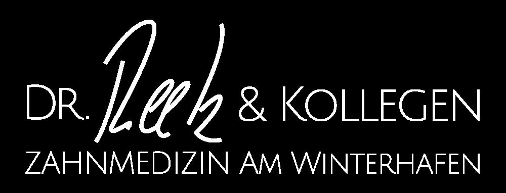 Logo von Dr Reek & Kollegen am Winterhafen weiss