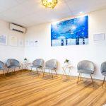 Wartezimmer Zahnmedizin am Winterhafen