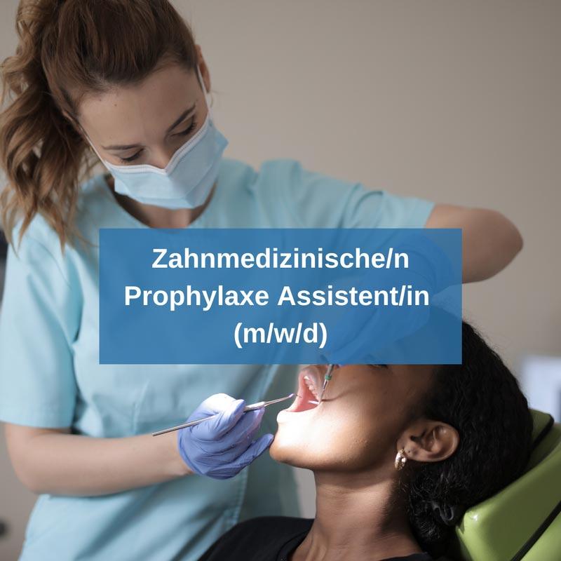 Zahnmedizinische_r Prophylaxe Assistent_in linz