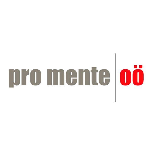 Logo des Partners pro mente oö