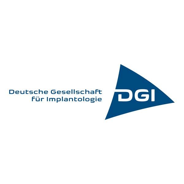 Logo deutsche gesellschaft implantologie reek linz